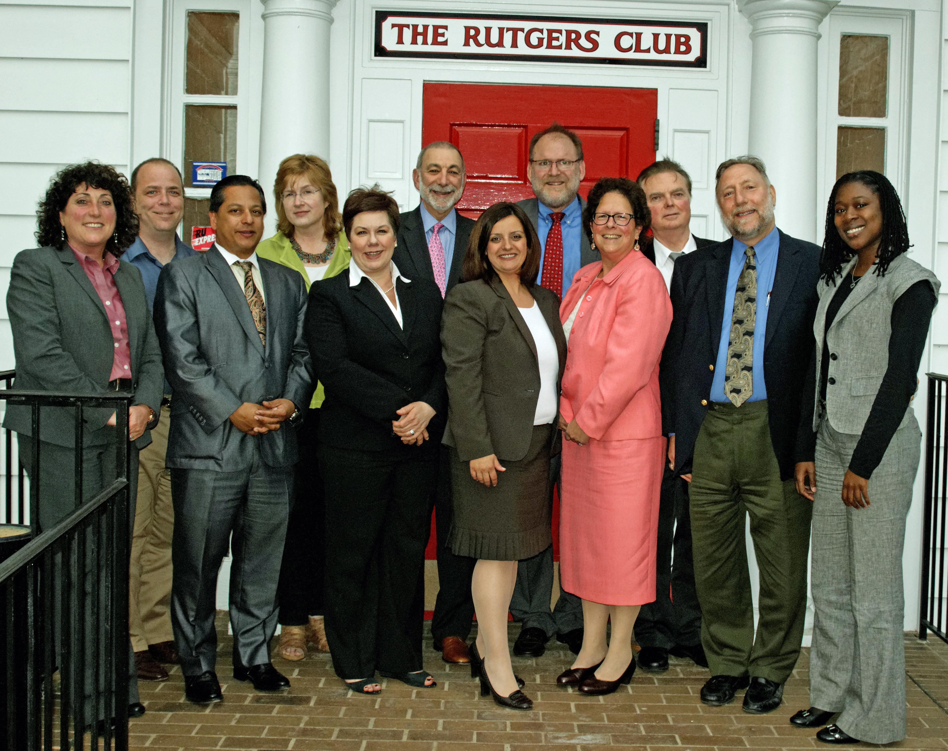 NELA-NJ Board of Directors 2014